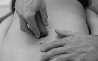 Pijn middenrif uitstralend naar rug
