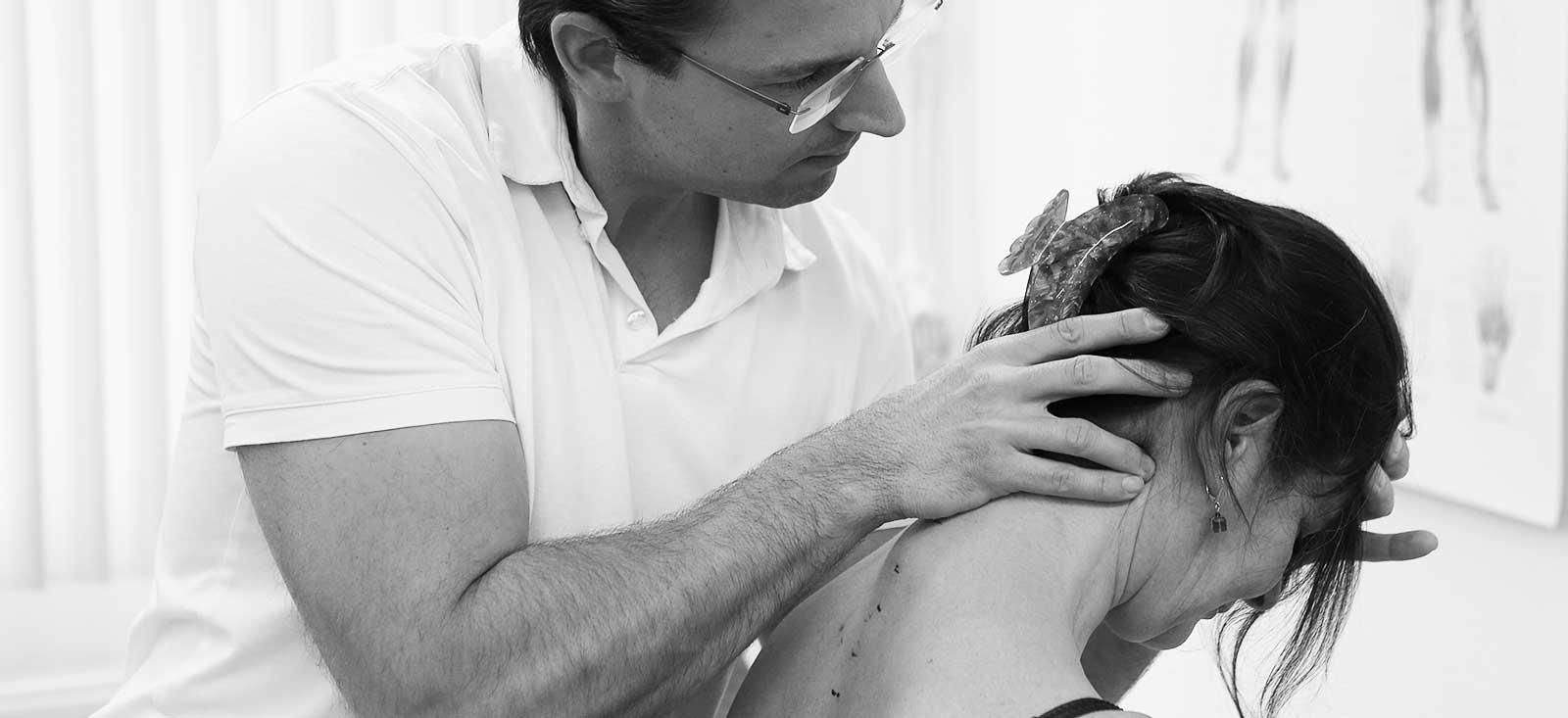 Pijn schouder met uitstraling naar arm en hand